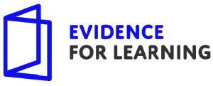 Evidence for Learning – Early Childhood Education